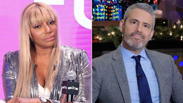 NeNe Leakes Calls Andy Cohen's Response to Dress Diss 'Bulls--t'