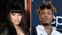 Nicki Minaj Eulogizes 'Kindred Spirit' Juice Wrld in Billboard Speech