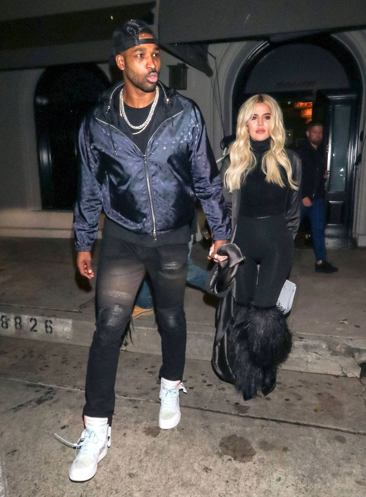 Khloe Kardashian and Tristan Thompson's Relationship Timeline