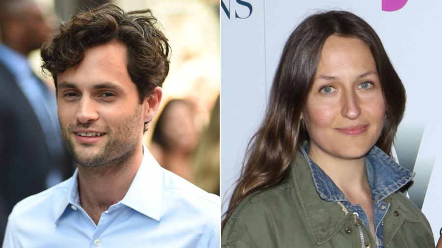 Penn Badgley Shares Rare Tribute to Domino Kirke on Her Birthday