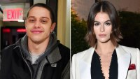 Pete Davidson Jokes About Rehab, Kaia Gerber Romance During 'Saturday Night Live' Appearance