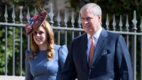 Prince Andrew Is 'Afraid' Engagement Party Will Be Overshadowed By Prince Andrew