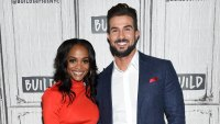 Rachel Lindsay and Bryan Abasolo First Christmas