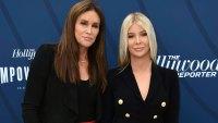 Sophia Hutchins Denies Dating Caitlyn Jenner