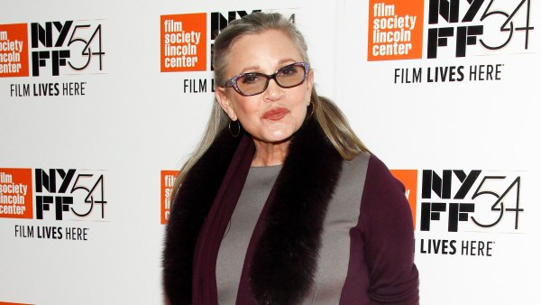 Star Wars Actors Praise Carrie Fisher's 'Brilliant' Cameo in New Film
