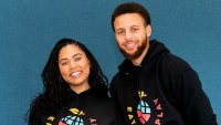 Stephen Curry Ayesha Curry Vow to Help End Childhood Hunger