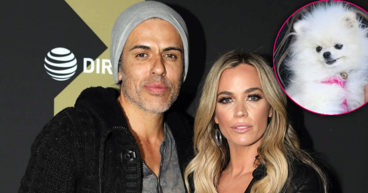 Teddi Mellencamp's Dog Dies While 'RHOBH' Star's Family Is Out of Town