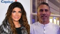 Teresa Giudice Snuggles With New Man Amid Split From Husband Joe Giudice