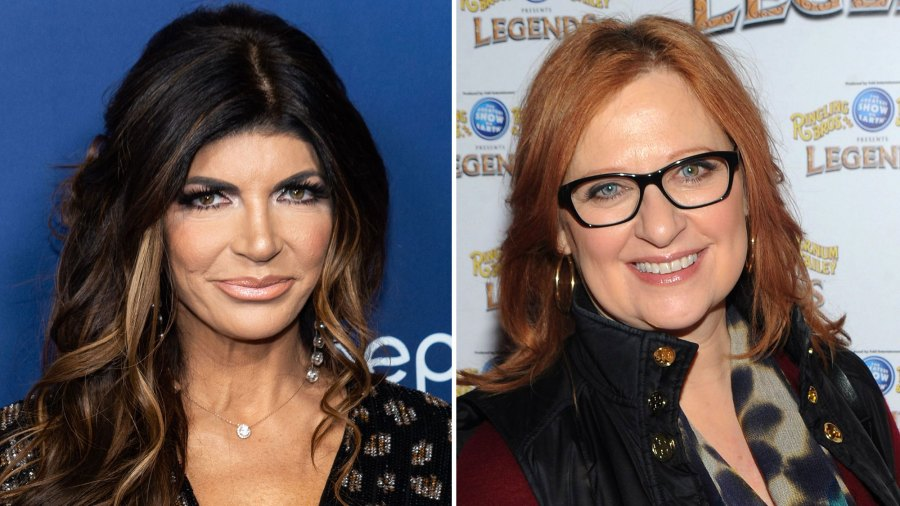 Teresa Giudice and Caroline Manzo Reunite After 'Real Housewives of New Jersey' Feud