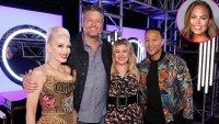 The Voice' Cast on Attending Pre-Thanksgiving at John Legend, Chrissy Teigen