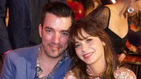 Jonathan Scott Joins Zooey Deschanel On Stage at She and Him Show