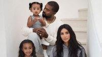 Kim Kardashian and Kanye West Share Adorable 2019 Family Christmas Card With 4 Kids