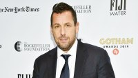 Adam Sandler Attends the Gotham Awards Adam Sandler Cant Let His Daughters Watch Uncut Gems Because They Would Be Disappointed