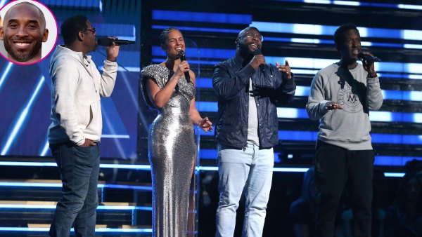 Alicia Keys and Boyz II Men Kobe Bryant Tribute Grammys 2020