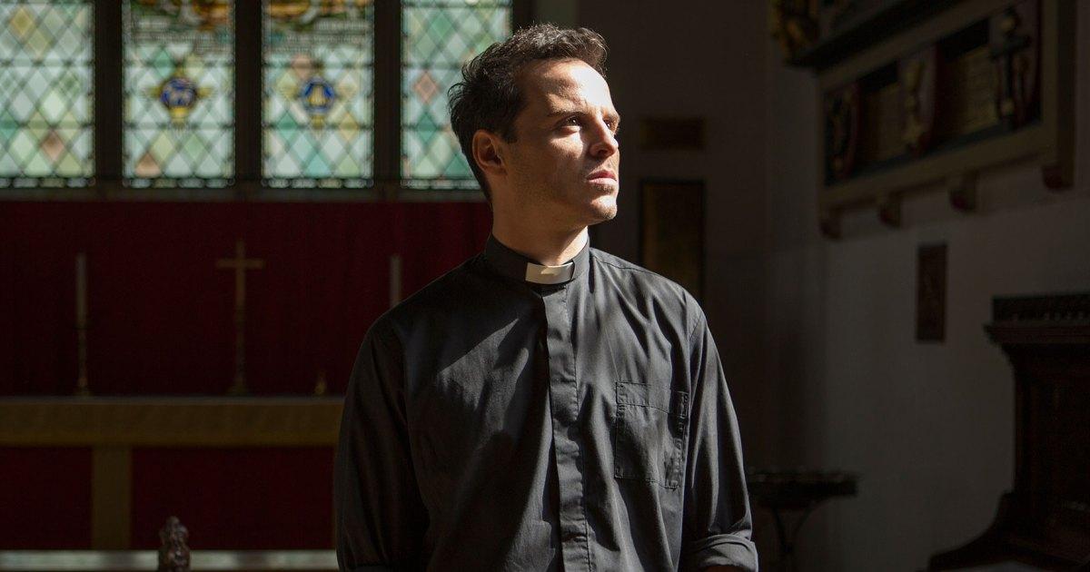 Andrew Scott Fleabag Season 2 - أندرو سكوت لحظات الكهنوت الأكثر سخونة في فيلم Fleabag