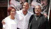 Ata Johnson, Dwayne Johnson and Rocky Johnson Death