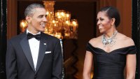 Barack Obama Shared Cutest Photobooth Pics to Celebrate Wife Michelles Birthday
