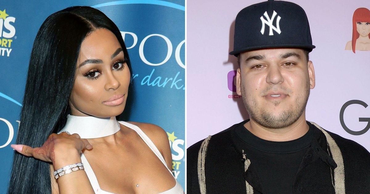 Blac Chyna's Attorney Fires Back After Rob Kardashian Files for Custody of Daughter Dream - محامي Blac Chyna يرد على Rob Kardashian Custody Filing