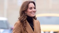 Catherine Duchess of Cambridge Kate Middleton Ely and Careau Children's Centre