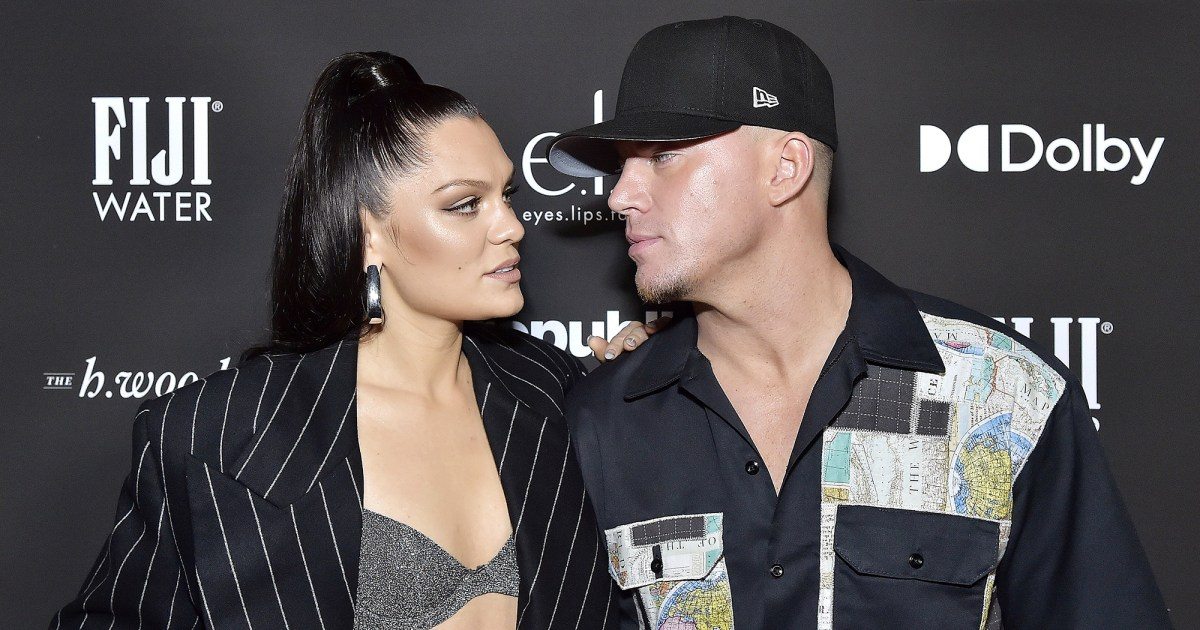 Inside Channing Tatum and Jessie J's PDA-Filled Night at a Grammys Afterparty