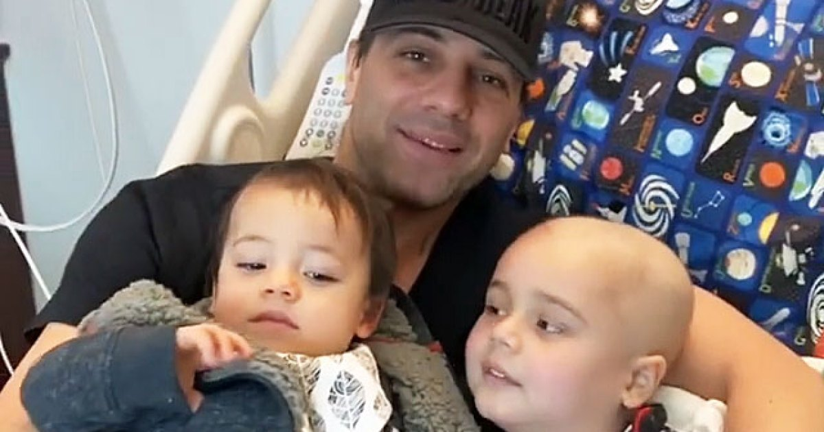 Criss Angel's Son Johnny, 5, Comes Home From Hospital After Chemotherapy: 'Anything Is Possible'