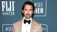 Critic's Choice 2020 Hottest Hunks - Milo Ventimiglia