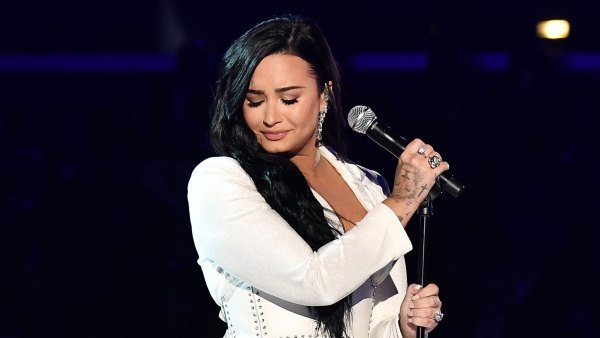 Demi Lovato Cries for Help in New Single Written Days Before Overdose Read the Anyone Lyrics