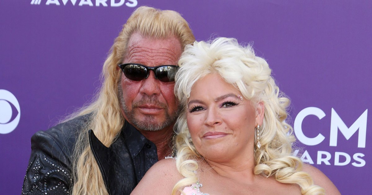 "Duane Chapman Dog the Bounty Hunter Broke Financial Troubles After Wife Beth's Death 2 - الكلب هنتر فضله هو ""كسر"" بعد وفاة زوجته"