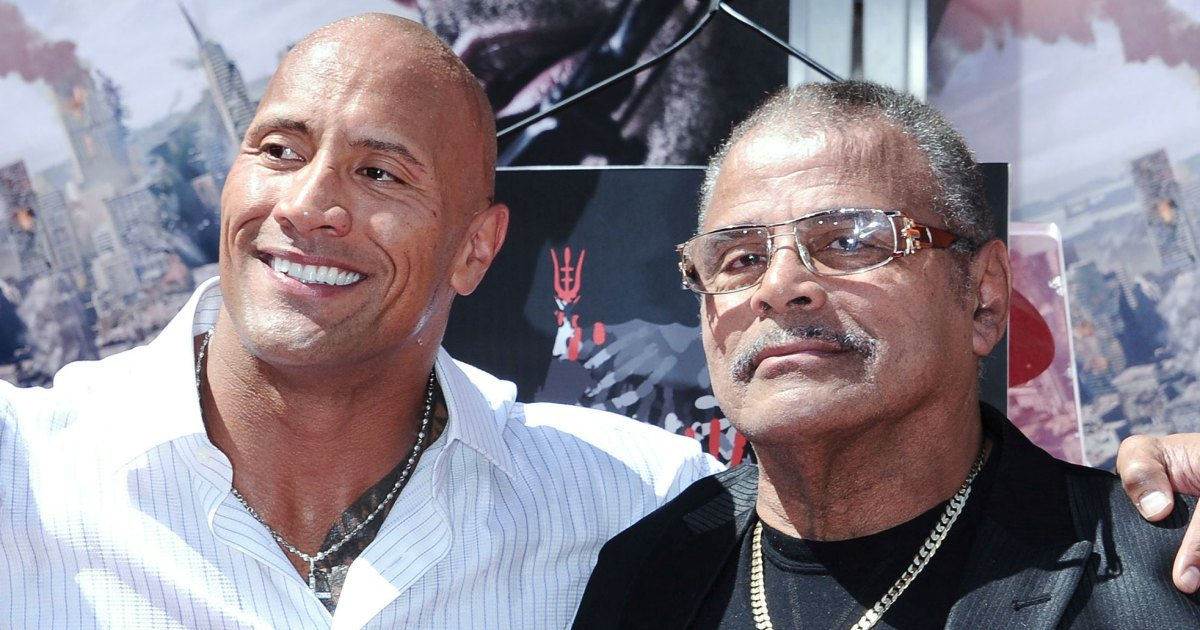 "A father's love. Dwayne ""The Rock"" Johnson spoke out for the first time on Friday on His Father's Death: 'I'm in Pain'"