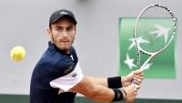 French-Tennis-Player-Elliot-Benchetrit-Slammed-for-Asking-Ball-Girl-to-Peel-His-Banana