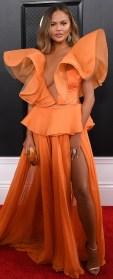 Grammy Awards 2020 Arrivals - Chrissy Teigen