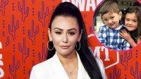 Jenni JWoww Farley Fires Back Trolls Who Criticized Her Son Greyson