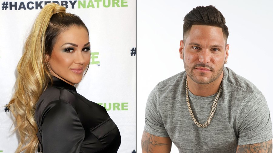 Jen Harley Tried to Poke Ronnie Ortiz-Magro's Eye Out With Eyeliner