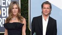 Jennifer Aniston 'Appreciates' Brad Pitt's Support