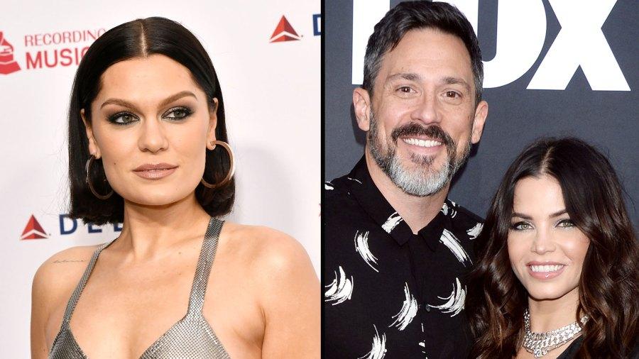 Jessie J, Steve Kazee React to Channing Tatum's Social Media Comments About Ex-Wife Jenna Tatum-1