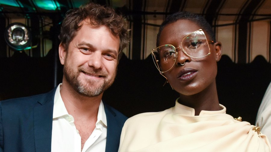 Jodie Turner-Smith and Joshua Jackson Make 1st Public Appearance as a Married Couple at Golden Globes Pre-Party