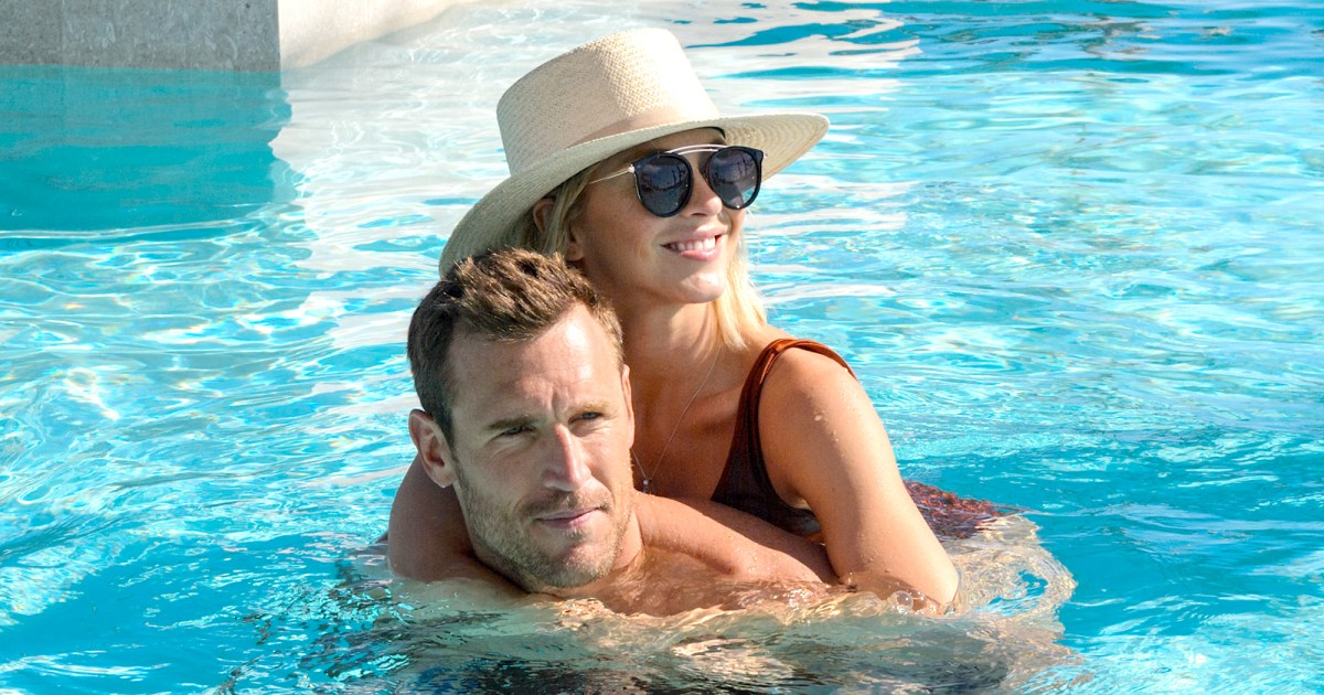 Julianne Hough and Brooks Laich Went on a Couples Retreat 1 Month Before Marital Problems
