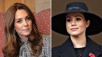 Kate MIddleton, Meghan Markle 'Have Not Spoken' Since Royal Exit