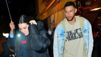 Kendall Jenner Ben Simmons New years eve together
