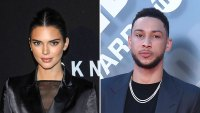 Kendall Jenner and Ben Simmons Show PDA While Grocery Shopping in Philadelphia
