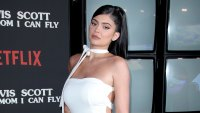 Kylie Jenner Wearing Dolce & Gabbana Reveals She Wants 4 Kids