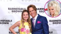 Larry Birkhead Reveals How Daughter Danniellynn Reminds Him of Anna Nicole Smith