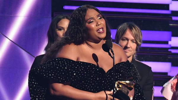 Lizzo - Best Pop Solo Performance Grammys 2020