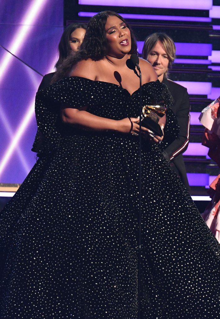 Lizzo - Meilleure performance Pop Solo Grammys 2020