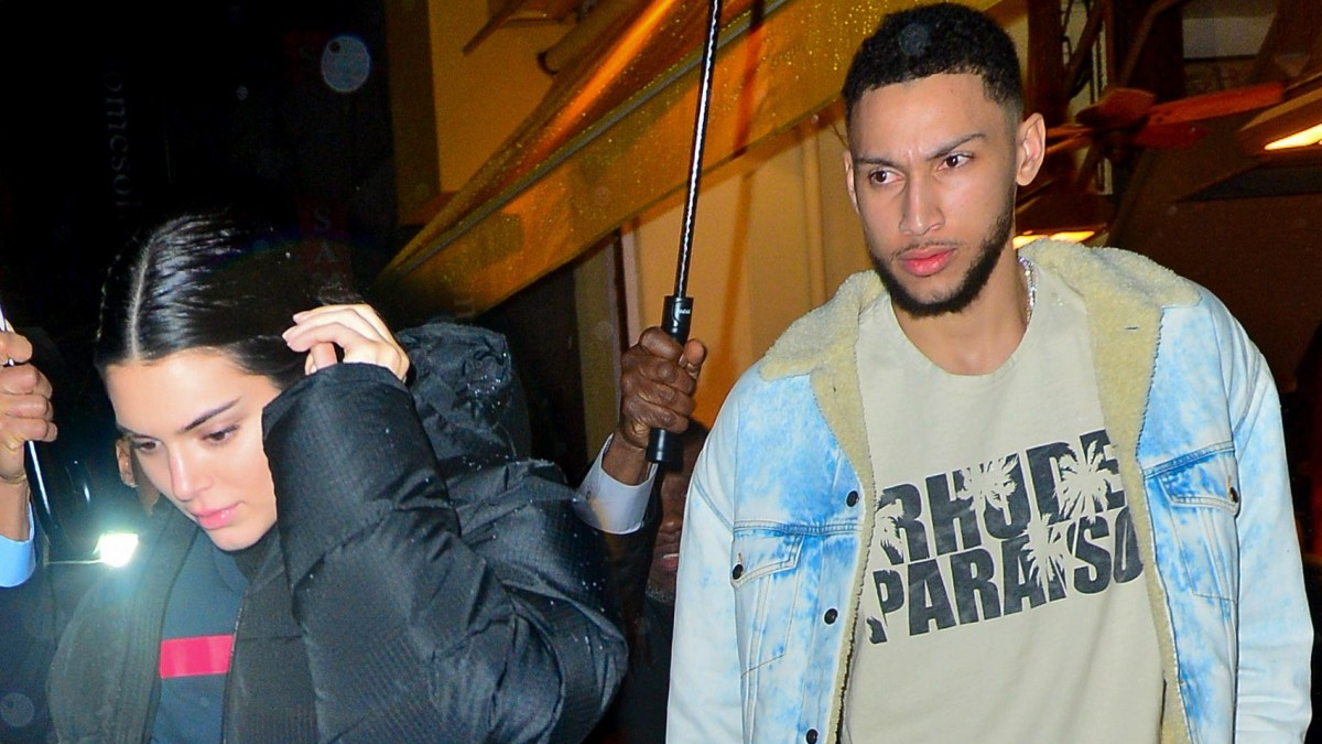 Kendall Jenner and Ex-Boyfriend Ben Simmons Spend Weekend Together in New York City