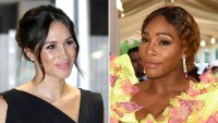 Meghan Markle and Serena Williams Sweetest Quotes About Their Friendship Hit-It-Off