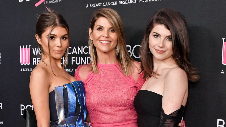 Olivia Jade, Lori Loughlin and Bella Giannulli Daughters Expected to Testify