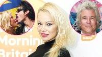 Pamela Anderson's Dating History