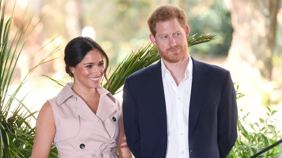 Prince Harry, Duchess Meghan Only Follow Account on Instagram