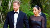 Prince Harry Tells 'Lion King' Director That Duchess Meghan Is 'Available' for 'Voiceovers'
